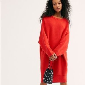 Free people «give your heart away» tunic
